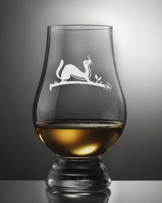 Forest Whisky or Gin Tasting Glasses