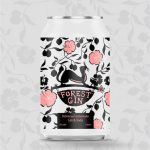 Forest Gin Hibiscus Lemonade Soda Premixed Cans - Case of 12