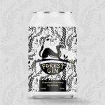 Forest Gin, Grapefruit, Rosemary Soda Premixed Cans - Case of 12