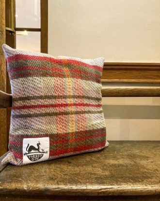 Forest Gin Recycled Wool Cushion