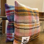Forest Gin 100% Recycled Wool Cushions - Pack of Two