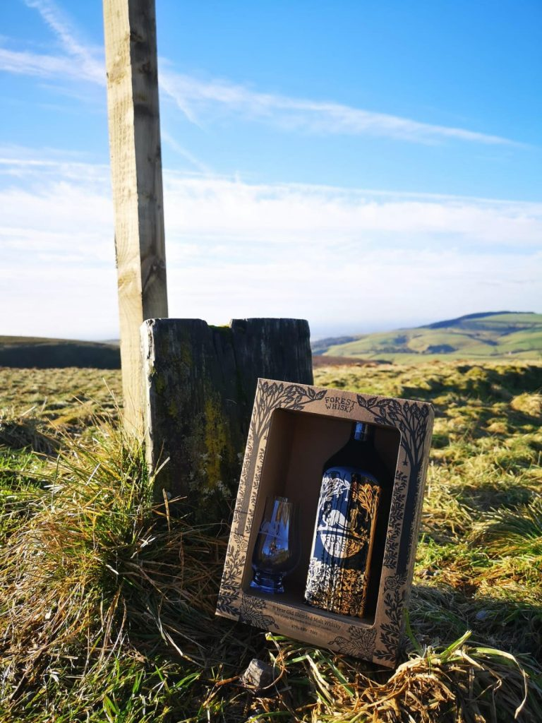Forest Whisky Gift Box 2