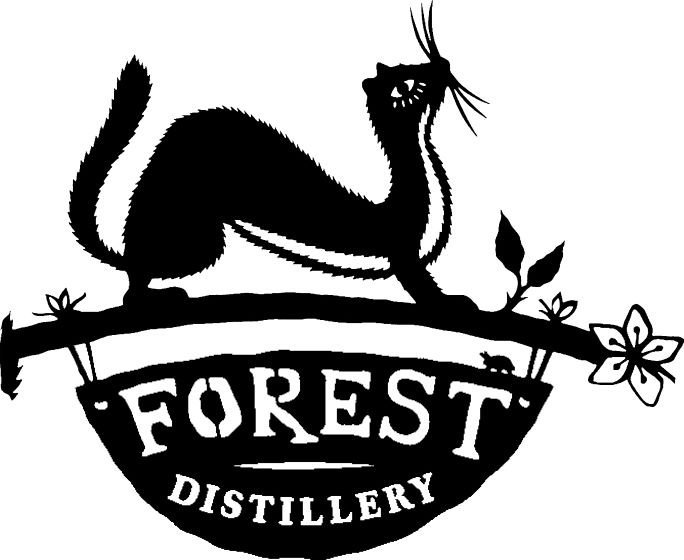Forest Distillery. Made by our Family with Love
